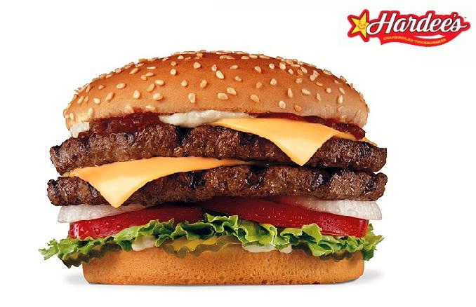 People S Favorite Chicken Burger And Charbroiled Burger Best Fast Food Restaurant In Uae Hardees Arabia